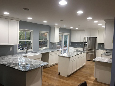 Kitchen Recessed Lighting Annapolis